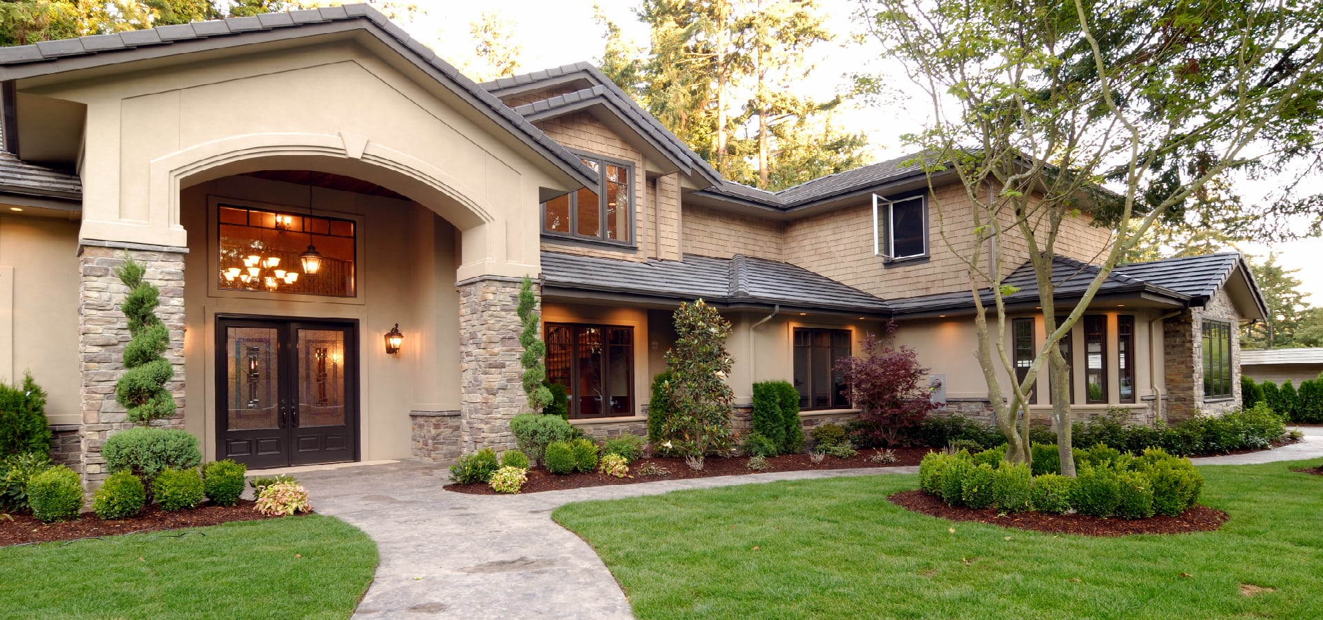 Design Your Dream Home With Custom Exteriors At The Home