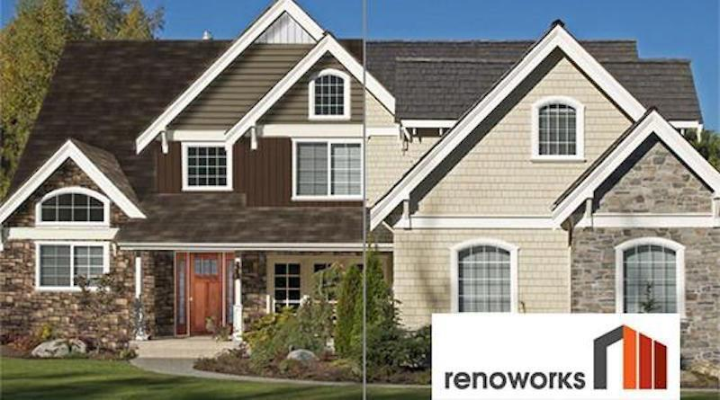 Exterior: Want To Visualize Your Dream Home Upgrade? Try RenoWorks