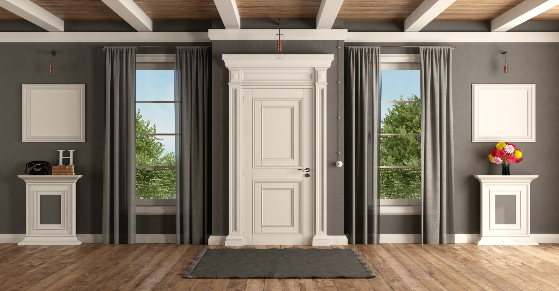 Fibergl Vs Wood Entry Doors Which Is Better